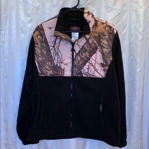 Yukon Gear Women's size Large zip up fleece